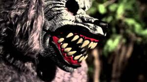 scary werewolf motion mask youtube