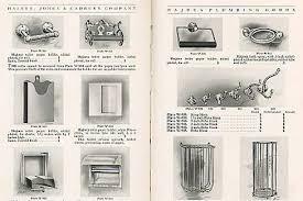 vintage bathroom fixtures and accessories 1912 bungalow