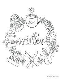 coloring pages worksheets holiday coloring printables printable holiday coloring pages