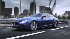 maserati ghibli blue introducing the maserati ghibli youtube