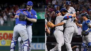 nlcs game 1 nothing routine about cubs u0027 travel day to los angeles