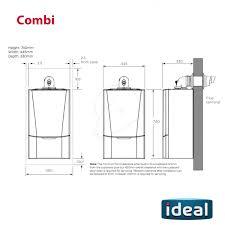 ideal vogue c40 gen2 combi boiler easy pick pack mr central heating