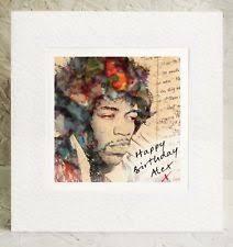 rock birthday card ebay