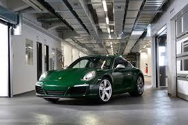One Millionth Porsche 911 Is An Irish Green Carrera S Motor Trend