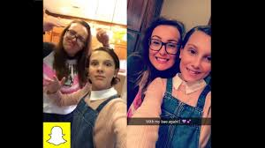 millie bobby brown thanksgiving with