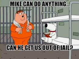 Jail Meme - family guy in jail weknowmemes generator