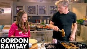 gordon ramsay thanksgiving recipes aromatic grilled lamb chops with chargrilled broccoli u0026 bulgar