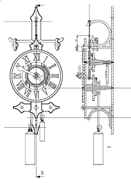 the automata blog four free wooden clock plans to download