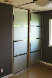 Glass Doors For Closets Bedroom Closet Sliding Doors Glass Door For Inspirations 11