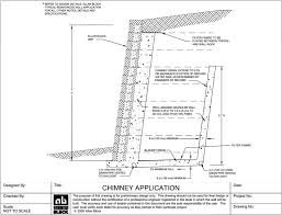 Handrail Construction Detail Allan Block Retaining Wall Design Details