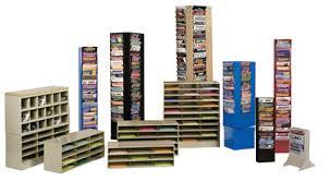 specialists in industrial storage including steel storage