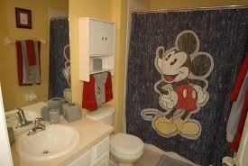 mickey minnie mouse bathroom rules realie