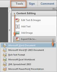 convert pdf to word with acrobat how to convert pdf to word manually or using pdf to doc online