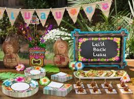 luau party supplies luau party ideas party city