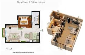 1 bhk floor plan central park ii the room floor plan floorplan in
