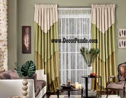 The Best Curtain Styles And Designs Ideas - Curtain design for living room