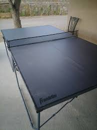 franklin table tennis table franklin sports easy assembly table tennis grey color sports