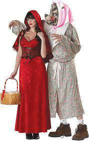 Grandma Halloween Costume Red Riding Hood U0026 Big Bad Wolf Costumes Jokers