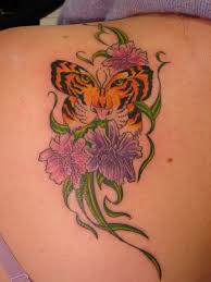 27 best butterfly tiger tattoo drawings images on pinterest