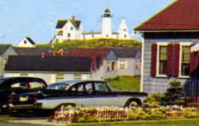 Maine Dining Room Nubble Light Dining Room In York Beach Maine 1958 Dodge Custom Royal