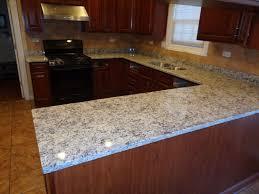 kitchen dallas white granite countertop and kitchen cabinets with