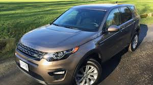 land rover discovery safari 2016 land rover discovery sport se test drive review