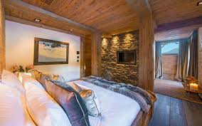 luxury ski chalet chalet makini verbier switzerland