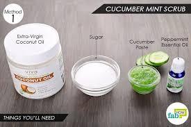 Scrub Viva 9 diy scrub recipes for and normal skin