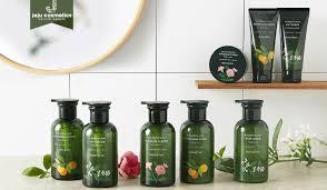 soft green sữa tắm innisfree my essential body soft green body cleanser