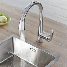 robinetterie grohe cuisine robinet de cuisine avec douchette grohe eurodisc espace aubade