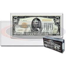 paper money holders ebay