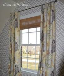 Curtains 60 X 90 Organza Flocking Panel Curtains With Backing And 8 Grommets 60 X