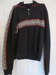 vintage ski sweater ebay