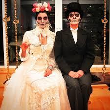 Halloween Bride Groom Costumes Scariest Celebrity Halloween Costumes Popsugar Celebrity