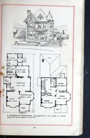 Victorian Era House Plans 1935 Liberty Homes Lewis Manufacturing The Delaware House