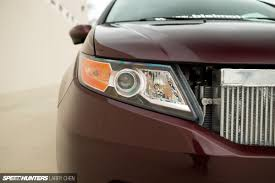 burnouts for all the family the 1029hp minivan speedhunters 1000 horsepower honda odyssey pictures to pin on pinterest pinsdaddy