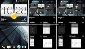 android revolution hd check out these sense 5 5 screenshots aic android in canada