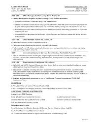 Sample Resume For Office Manager Position by Resume Bank Assistant Manager Contegri Com
