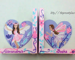 personalized bookends baby bookends for etsy
