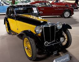 first car ever made in the world mg t type wikipedia