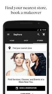 Makeup Classes Near Me Sephora Shop Makeup Skin Care U0026 Beauty Products Android Apps