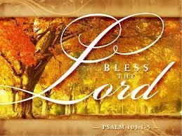 sermon on gratitude thanksgiving bless the lord sermon powerpoint fall thanksgiving powerpoints