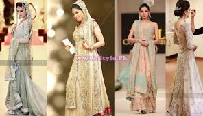 bridal walima dresses 2014 in pakistan