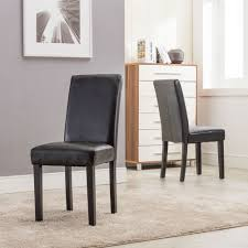 Contemporary Dining Chairs Online Get Cheap Leather Dining Furniture Aliexpress Com
