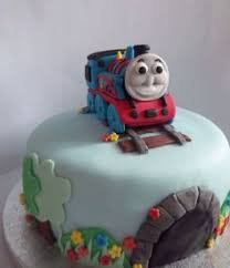 thomas the tank engine first birthday cake my cakes pinterest