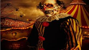 carnival of carnage halloween horror nights creepy clown wallpaper clown pinterest creepy clown