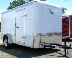 Enclosed Trailer Awning For Sale 6x12 Cargo Trailers Ga Georgia Cargo Trailers For Sale