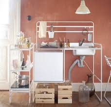 Mini Apartments Ikea Mini Kitchen Designed For Small Apartments Business Insider