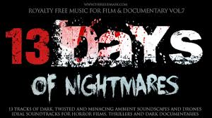 give you nightmares halloween background royalty free horror music promo video by simon wilkinson 13