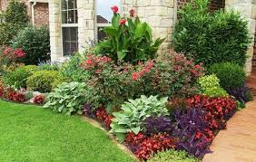 Cheap Backyard Makeovers by Garden Design Garden Design With Annual Flower Bed Designs With